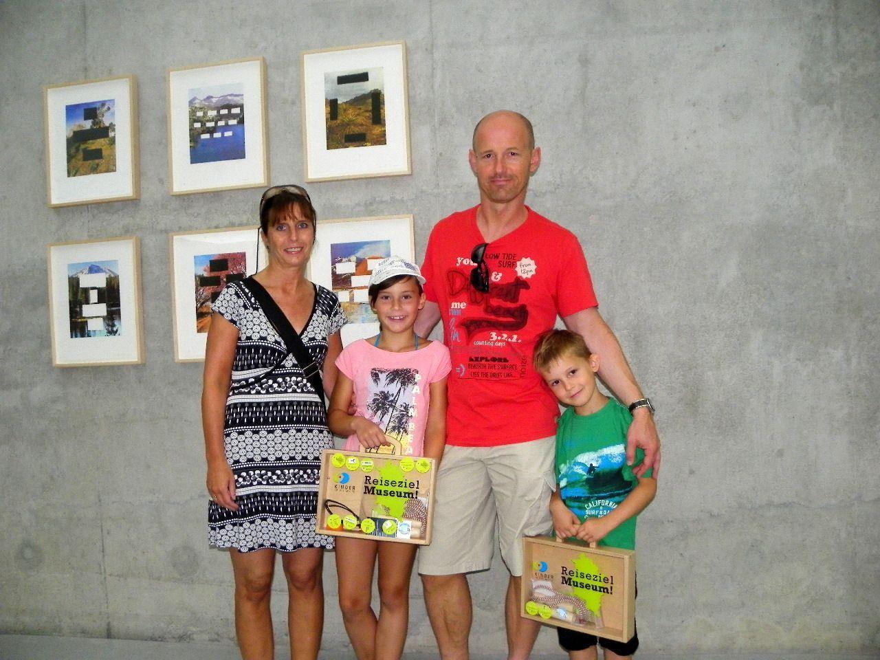 Gemeinsam wurden die Vorarlberger Museen erkundet