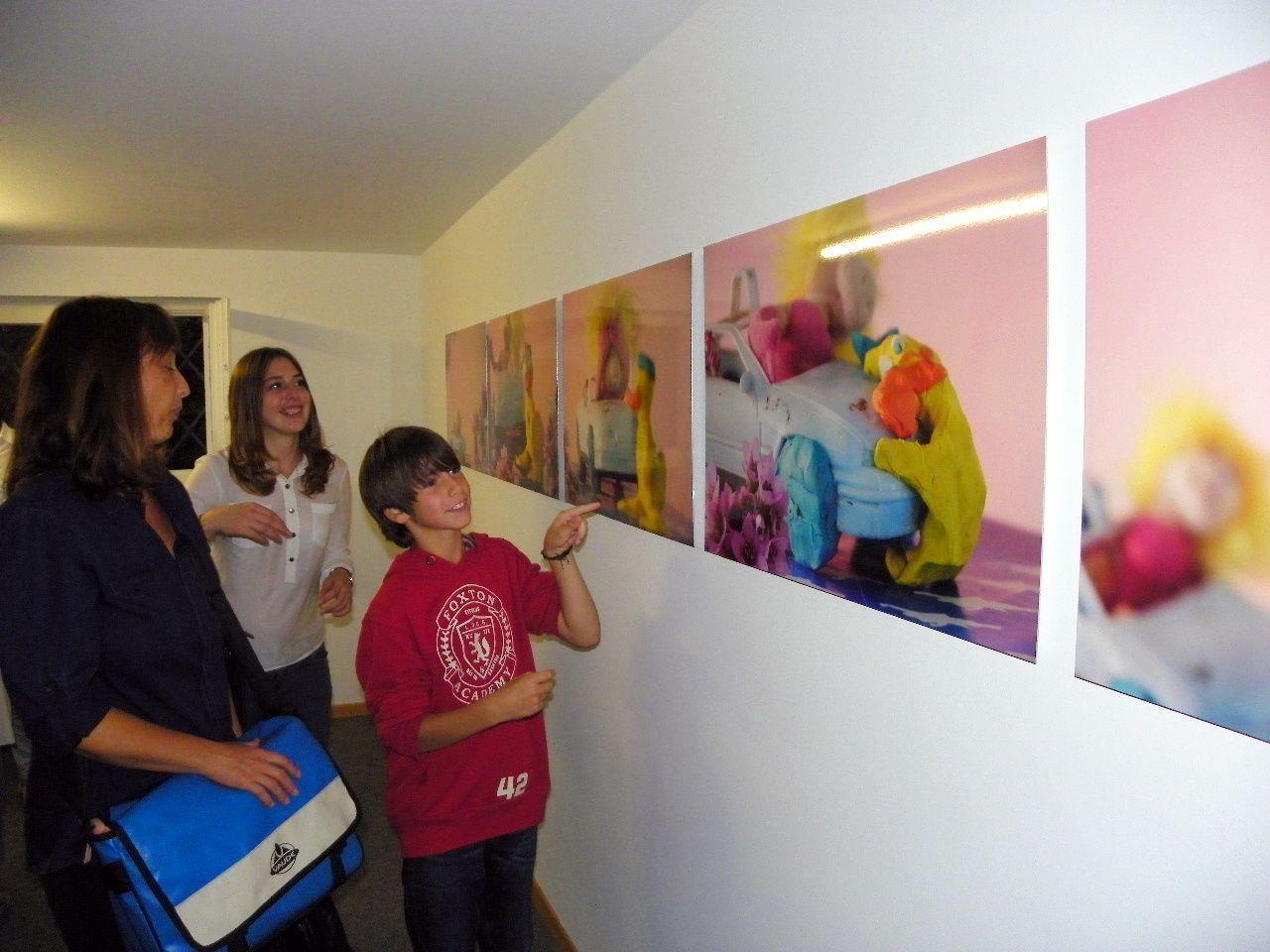 12 junge Künstler stellen aus