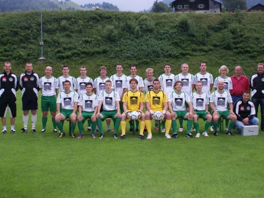 Der SC St.Gallenkirch besiegt Satteins mit 5:0