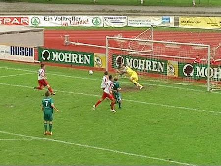 Direnc Borihan erzielte den 4:3-Siegestreffer der Rothosen