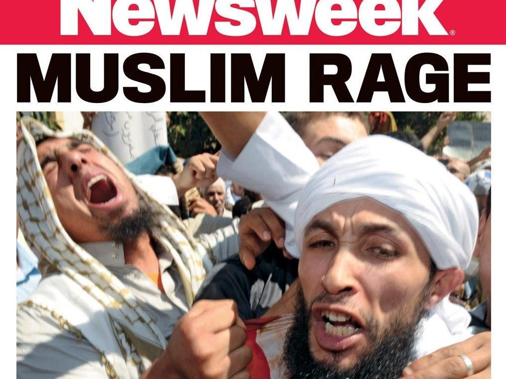 Cover des US-Magazins Newsweek.