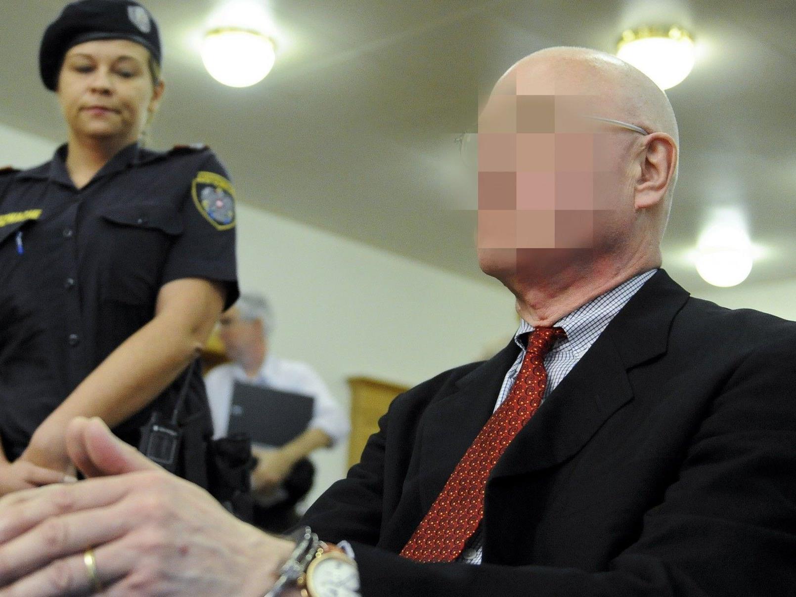 Der Geigenhänder Dietmar M. steht derzeit vor Gericht.
