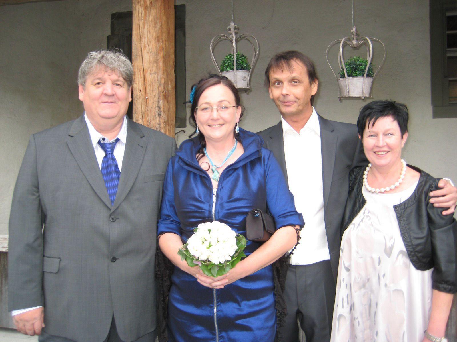 Susanne Tresky und Heinz Meier haben geheiratet.
