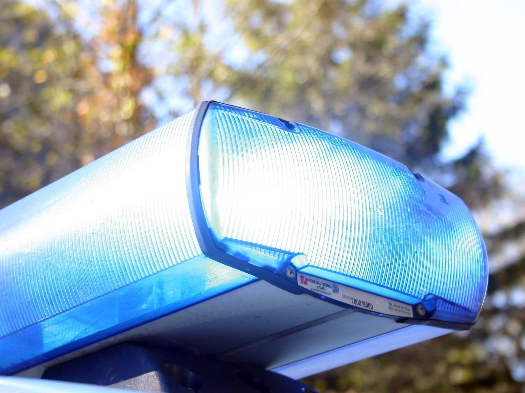 Motorradunfall in Riefensberg forderte zwei Verletzte.