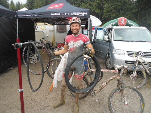 Der Kampf um möglichst viele Runden in der vorgegebenen Zeit forderte den Bikern einiges ab