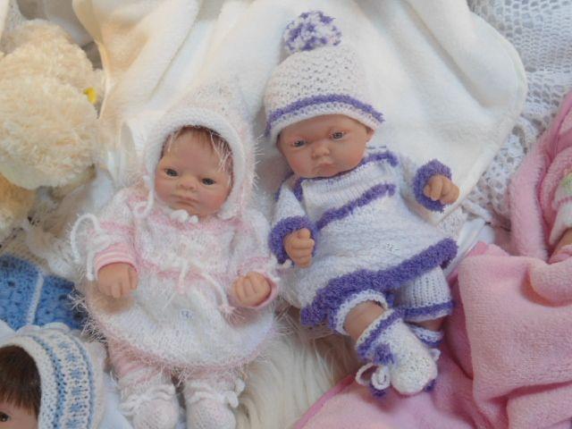 Puppenkreationen