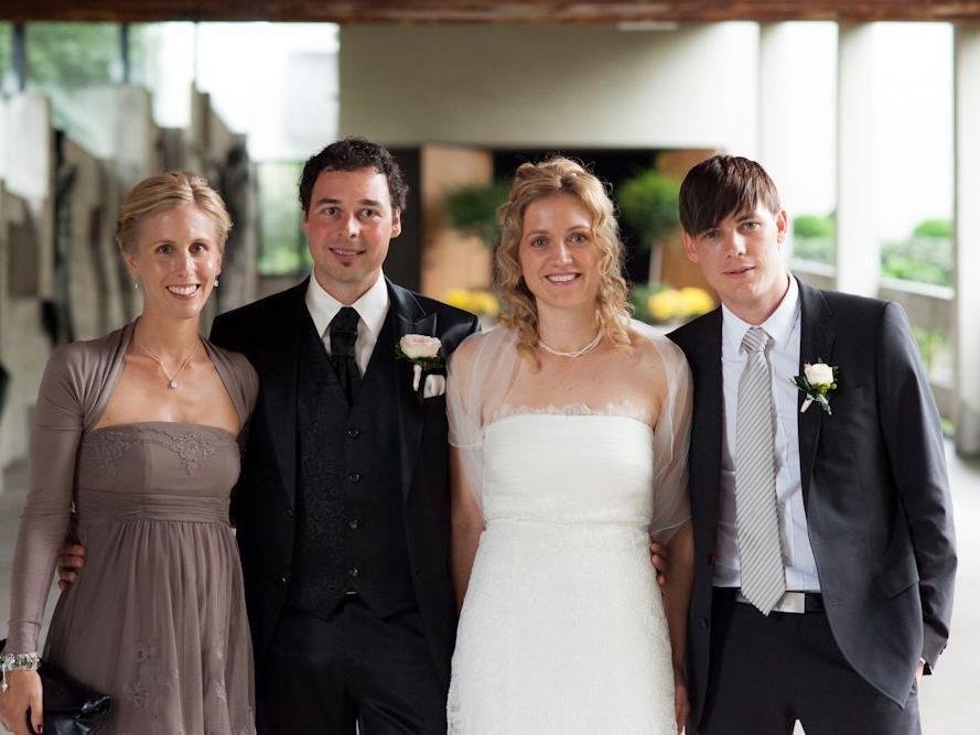 Bettina und Christian Hagmann feierten Hochzeit