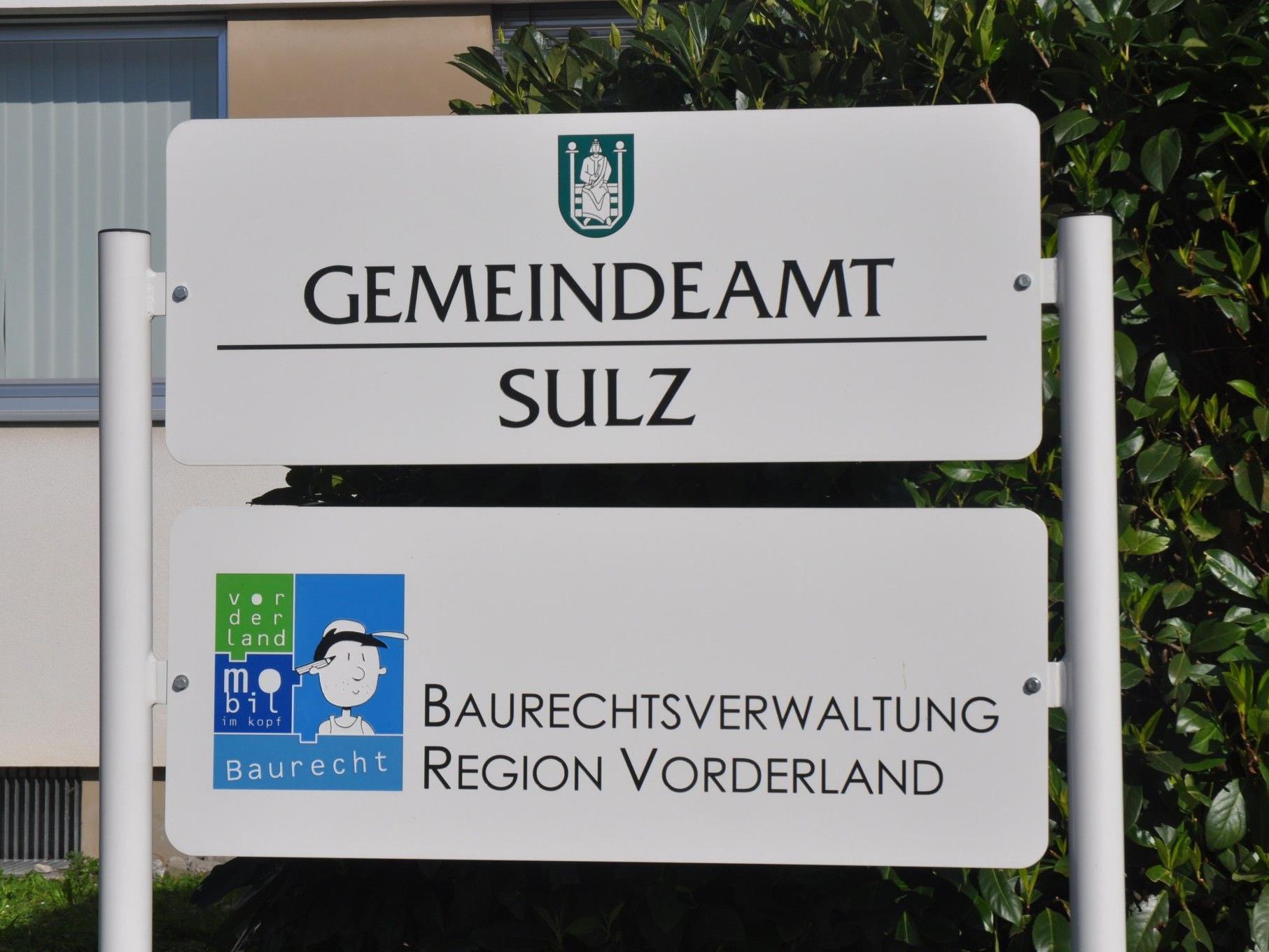 Zwölf Vorderländer Gemeinden werden von der Baurechtsverwaltung betreut.