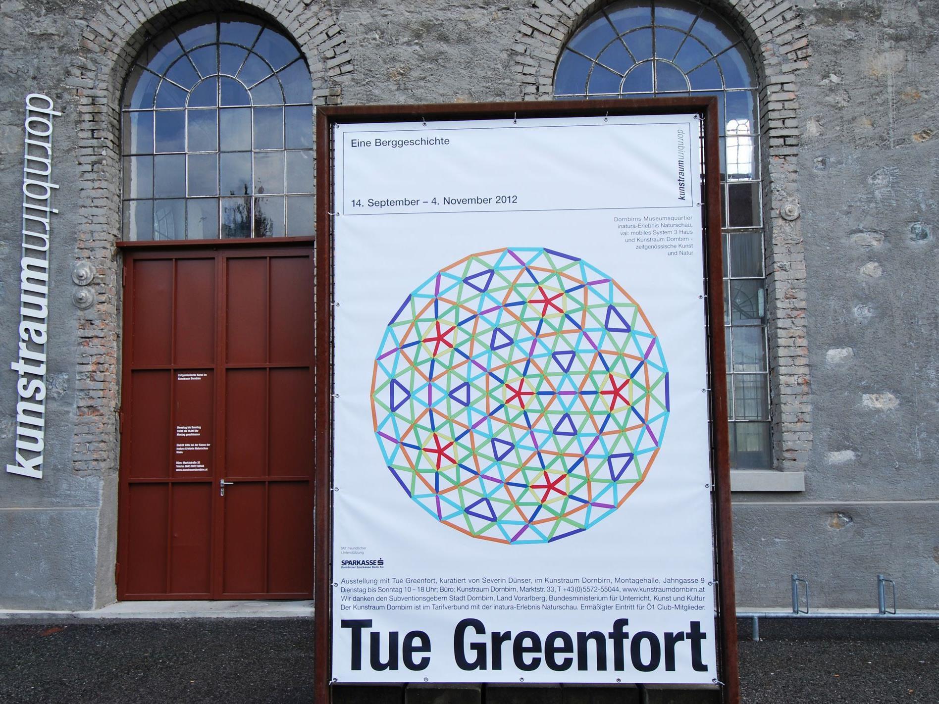 Ausstellung Tue Greenfort im Kunstraum