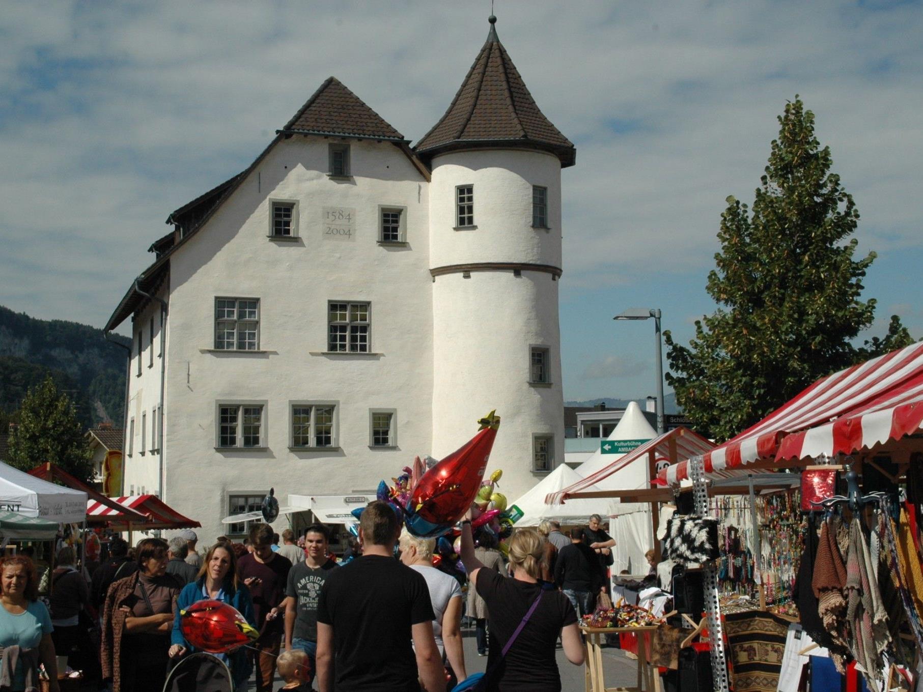Der Junker Jonas Markt war dieses Jahr wieder ein Anziehungsmagnet für Jung und Alt