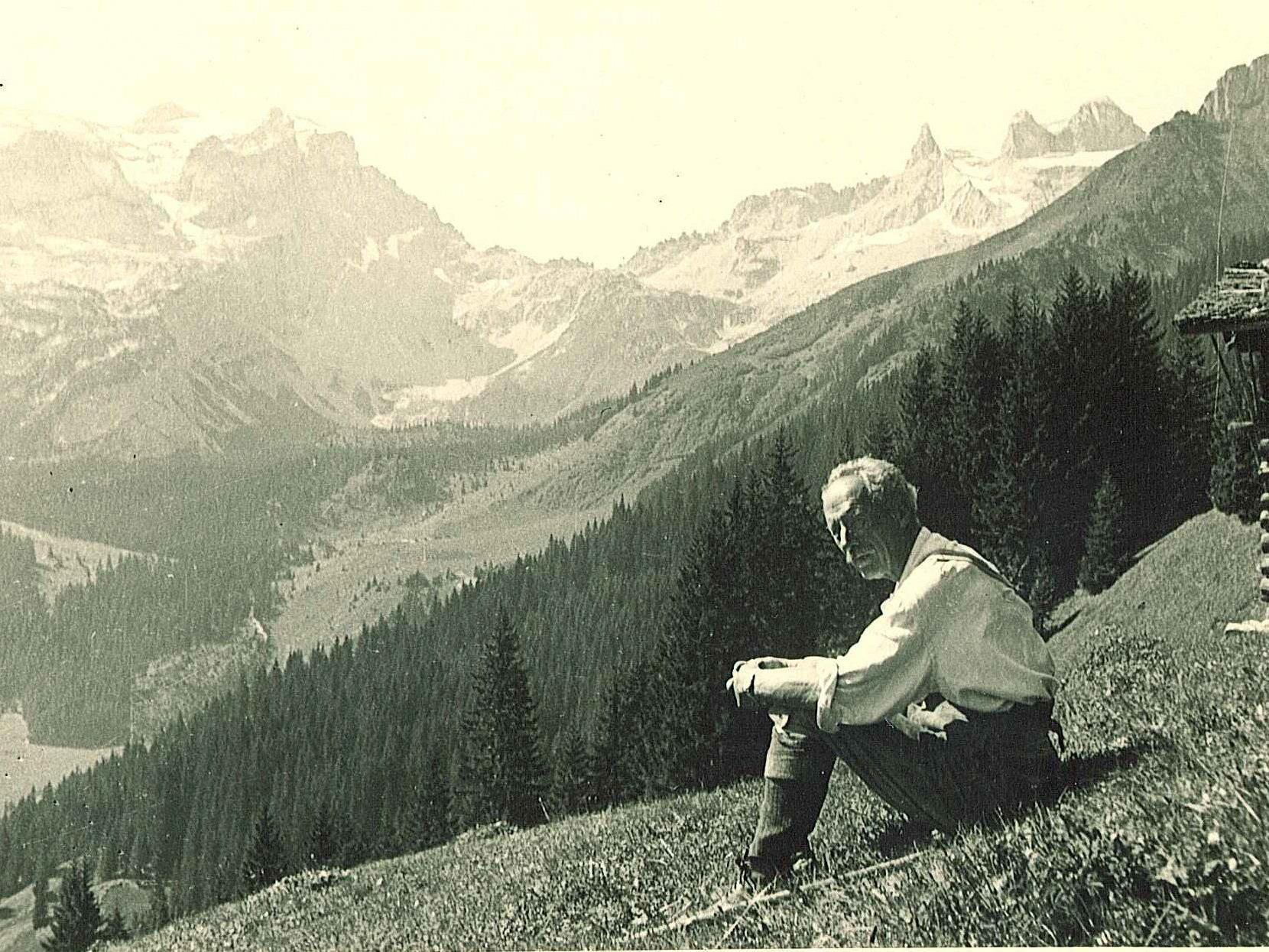 Einen Vortrag gibt es z.B. über das Leben und Werk des Sport- und Höhenphysiologen Arnold Durig.