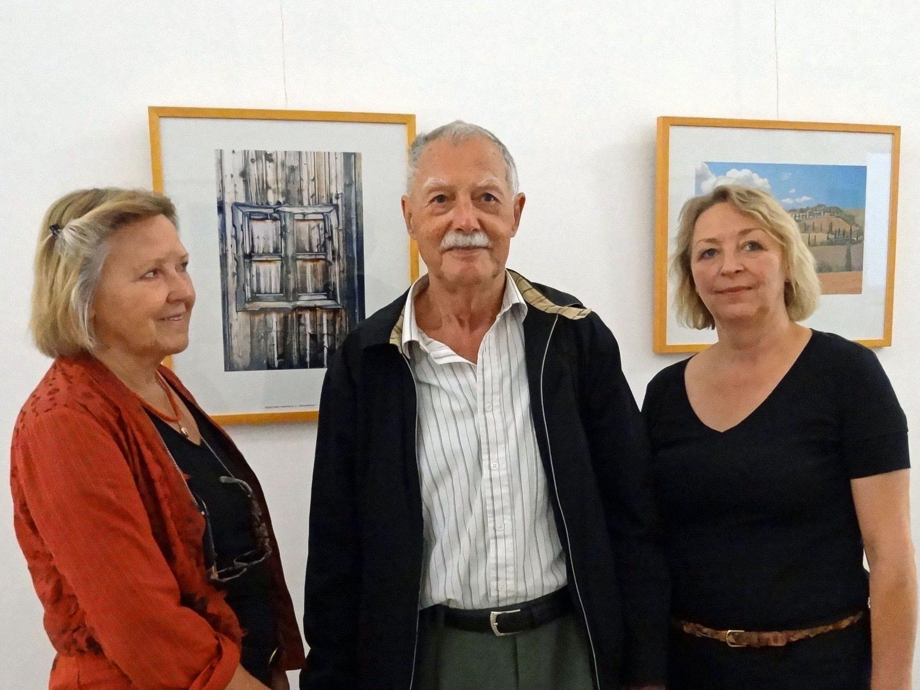 Im Rankweiler Vinomnacenter und im Landeskonservatorium in Feldkirch sind Fotos zu bewundern.