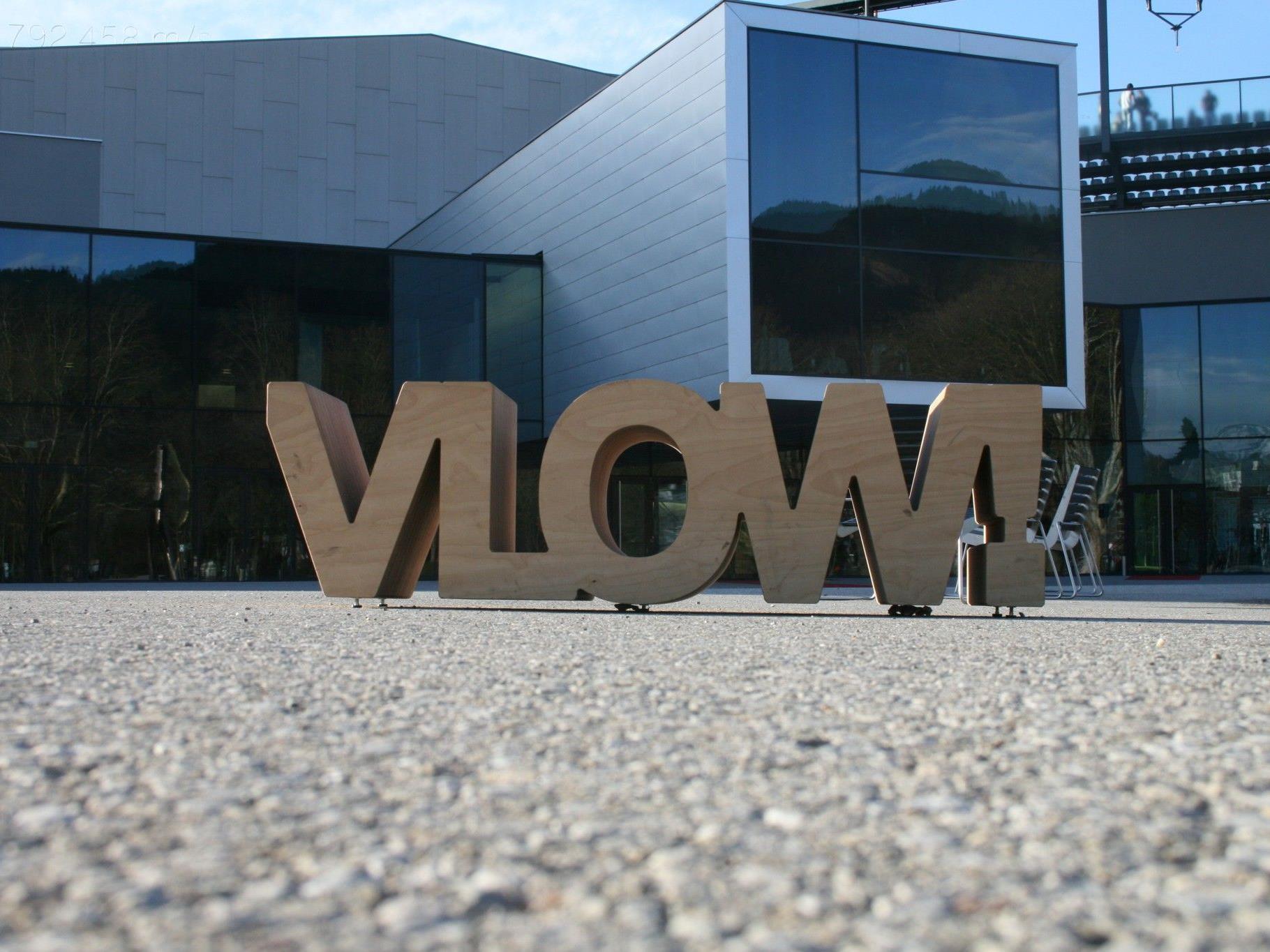 Rund 300 Teilnehmer erwarten die Veranstalter beim Kommunikations- und Designkongresses VLOW!12 Anfang Oktober.