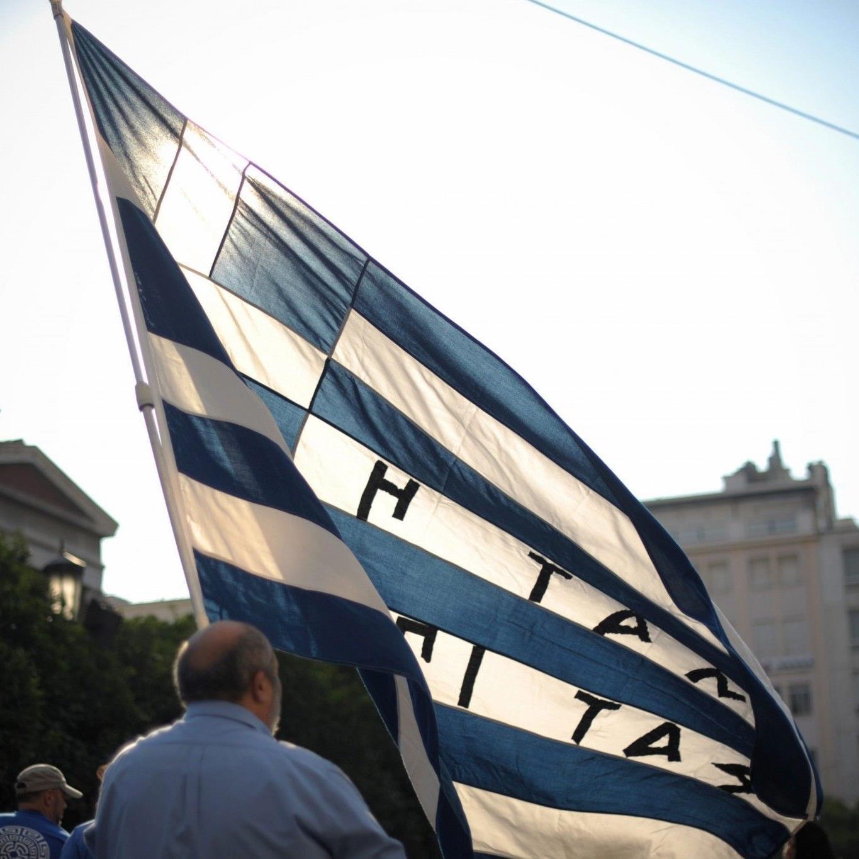 Griechenland ist laut Bericht mindestens zwei Jahre im Rückstand.