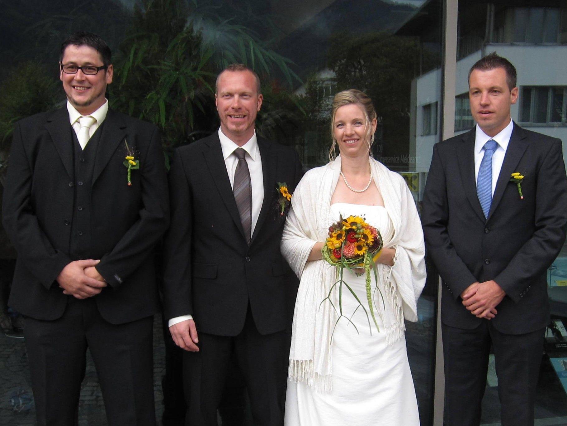 Hochzeit Silke Mattern und Stefan Kofler