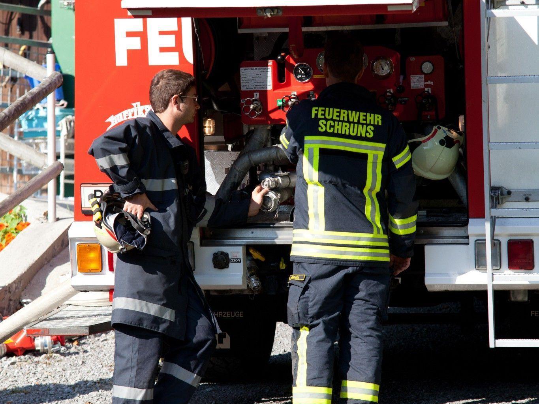 Die Alarmierung der Feuerwehr erfolgt mittlerweile unbemerkt über Piepser
