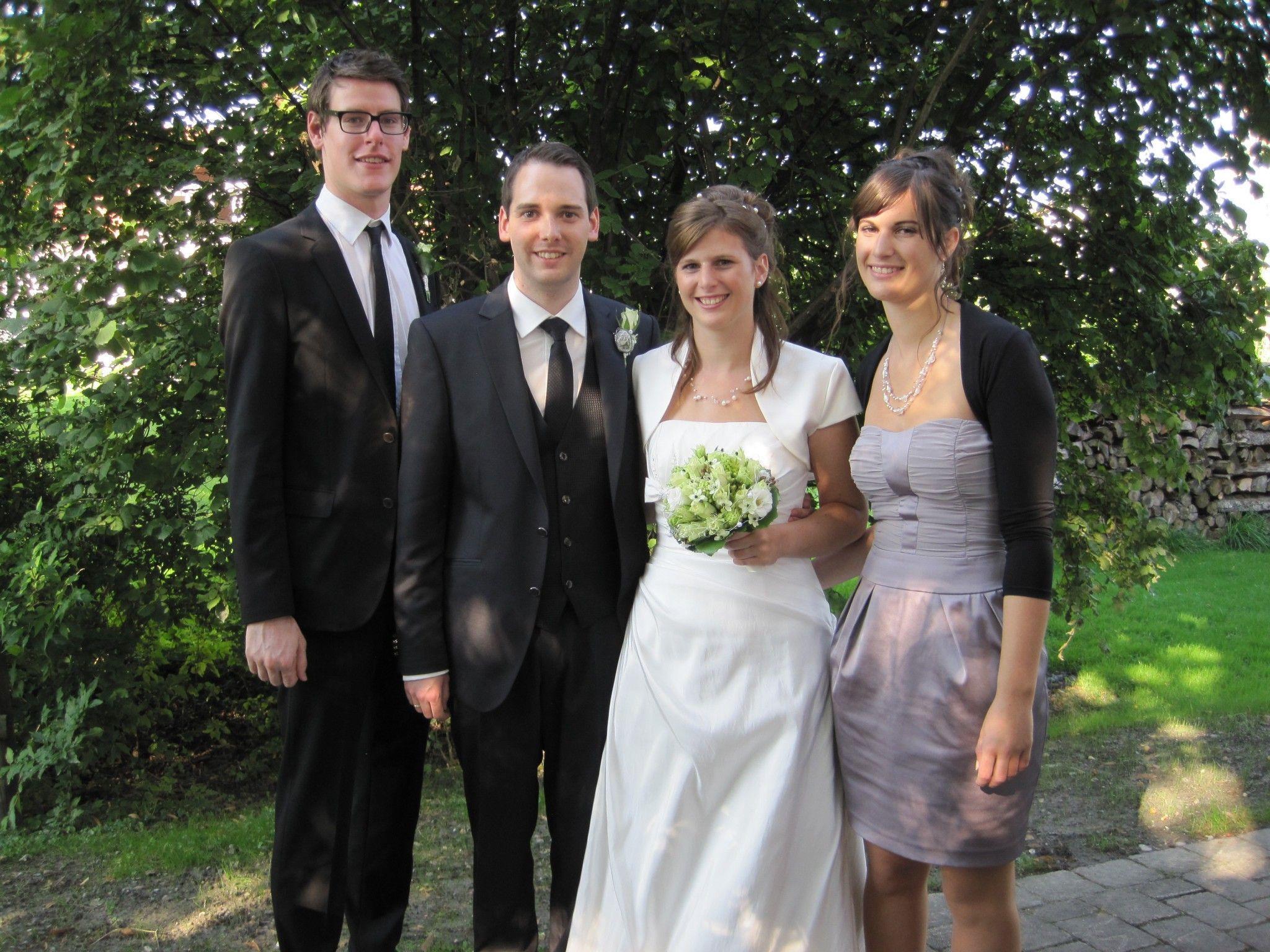 Michaela und Florian Ender feierten Hochzeit