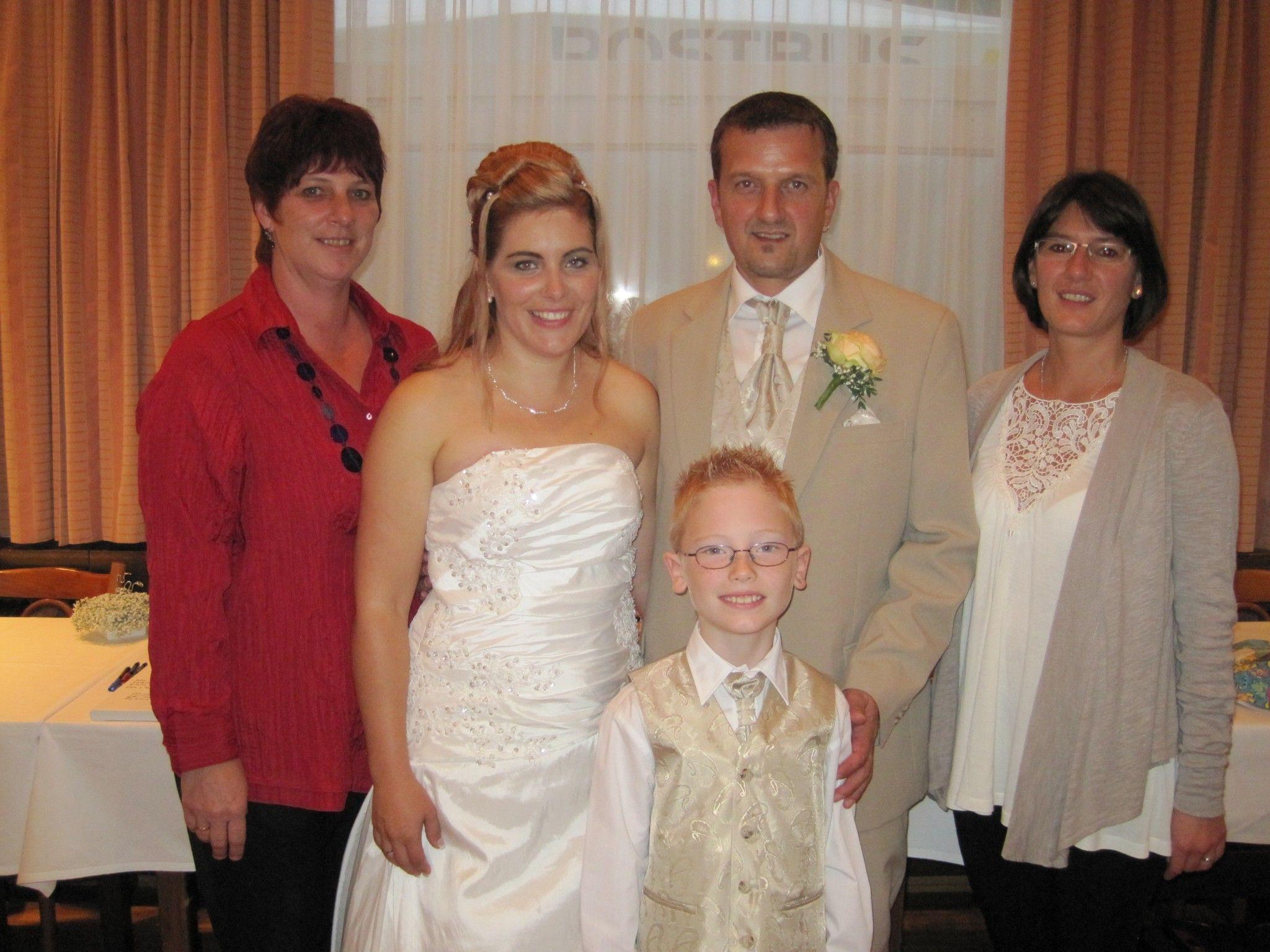 Ljubica und Andreas Bellai feierten Hochzeit