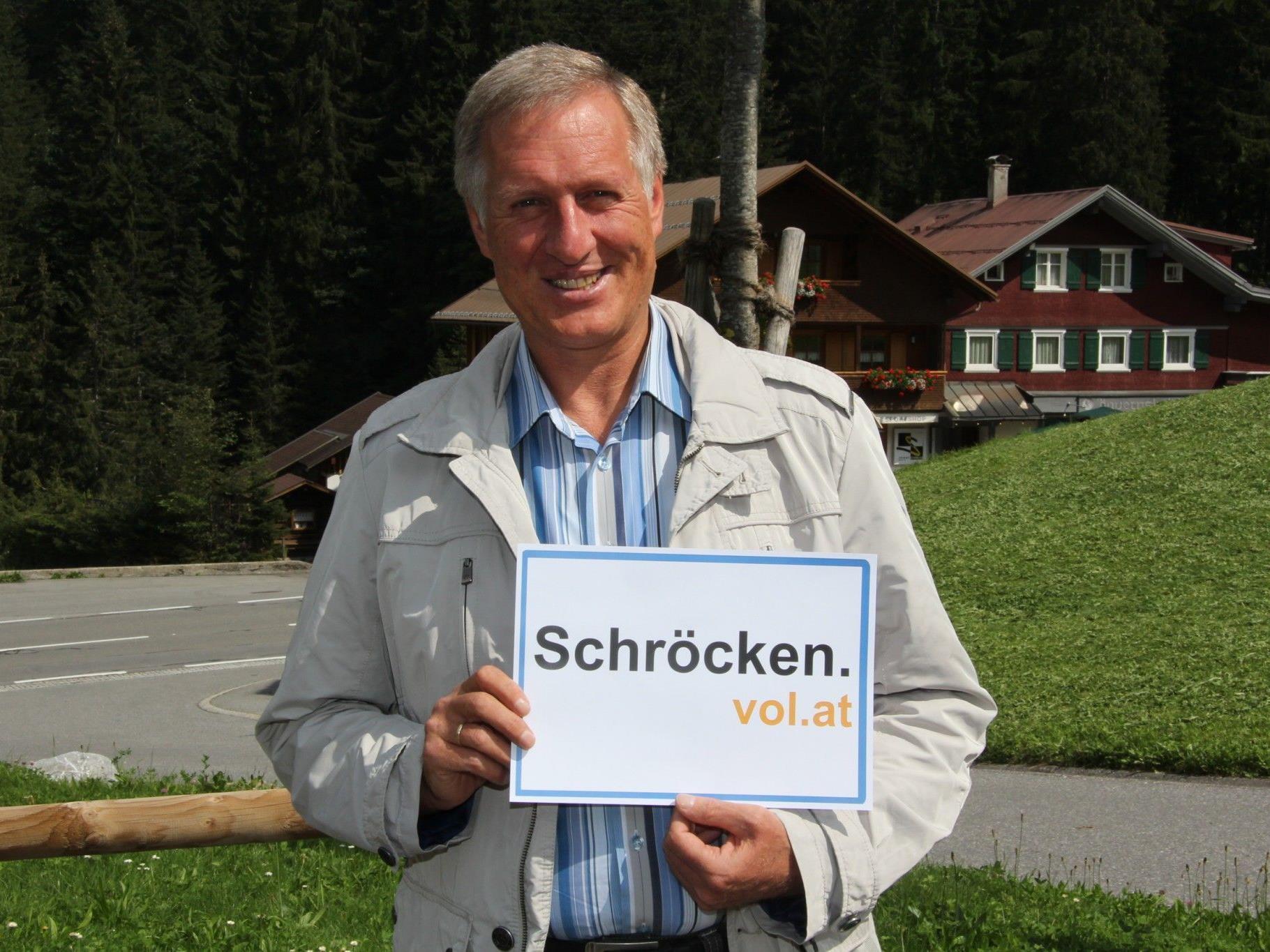 Bürgermeister Herbert Schwarzmann im Interview mit VOL.AT
