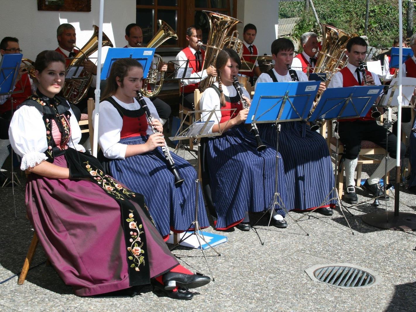 Musikalische Klänge auf dem Kristberg