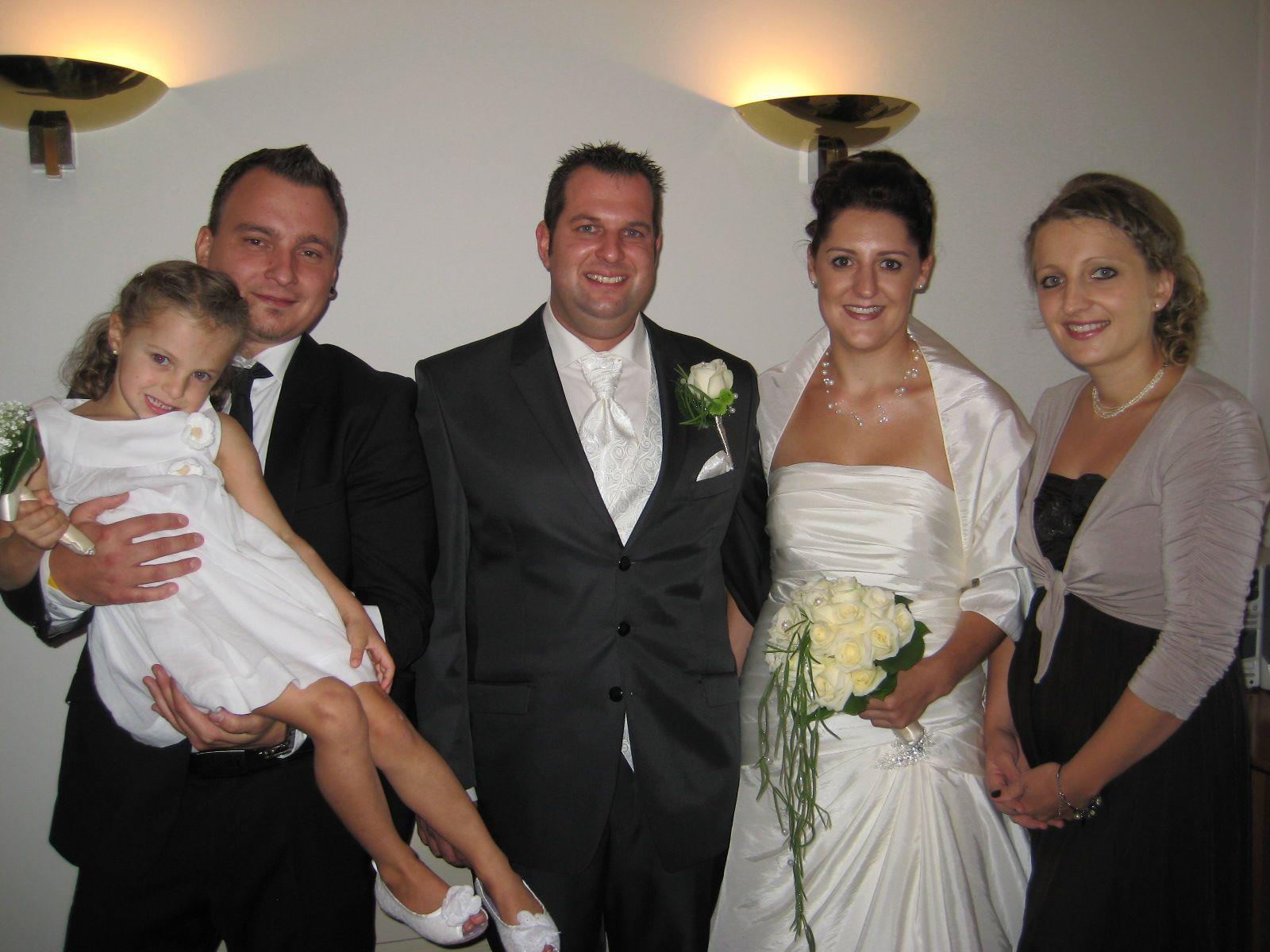 Marisa Engl und Bernd Gächter haben geheiratet.