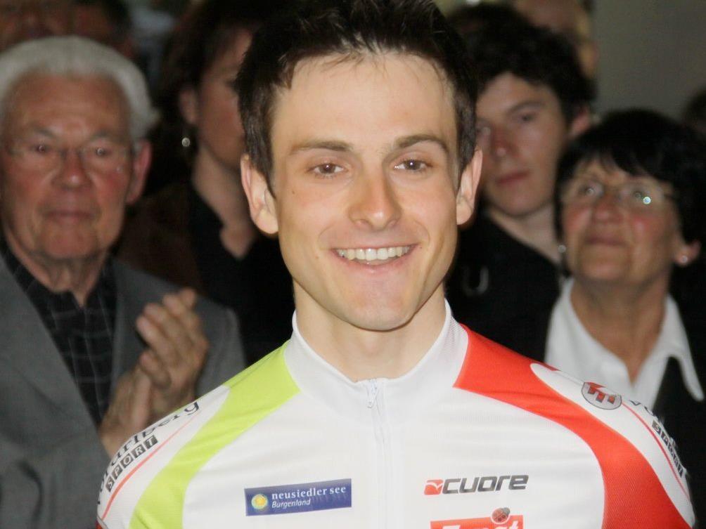 Dominik Brändle fährt in Frankreich bei einem Eintagesrennen um einen guten Platz.