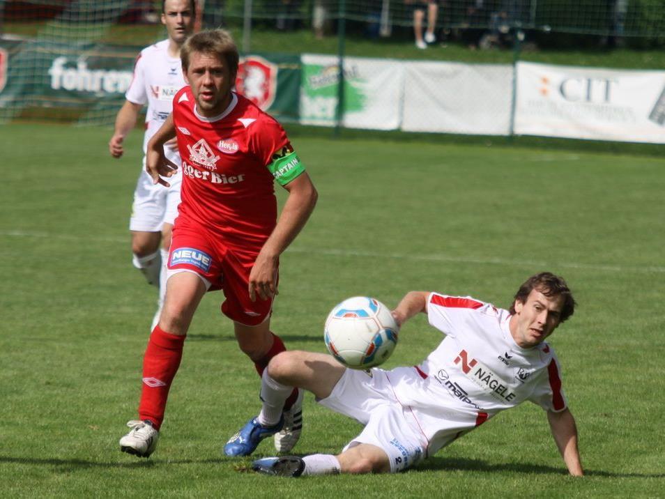 Rankweil verlor zum dritten Mal in Serie und ist nur Zwölfter in der V-Liga.