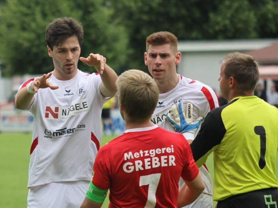 FC Egg gewinn in Röthis mit 1:0 und feierte den zweiten Auswärtssieg in Folge.