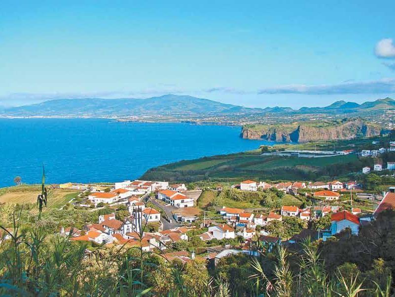 Natur pur gibt es auf den neun Azoren-Inseln inmitten des Atlantik