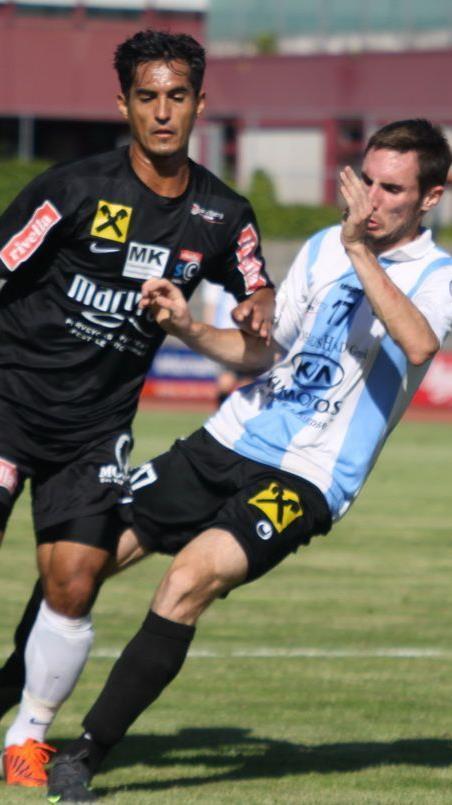 Leitfigur Sidinei de Oliveira kann die Partie gegen Wals/Grünau im Alleingang entscheiden.