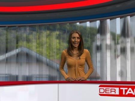 Bianca Oberscheider führte gewohnt souverän durch die Sendung