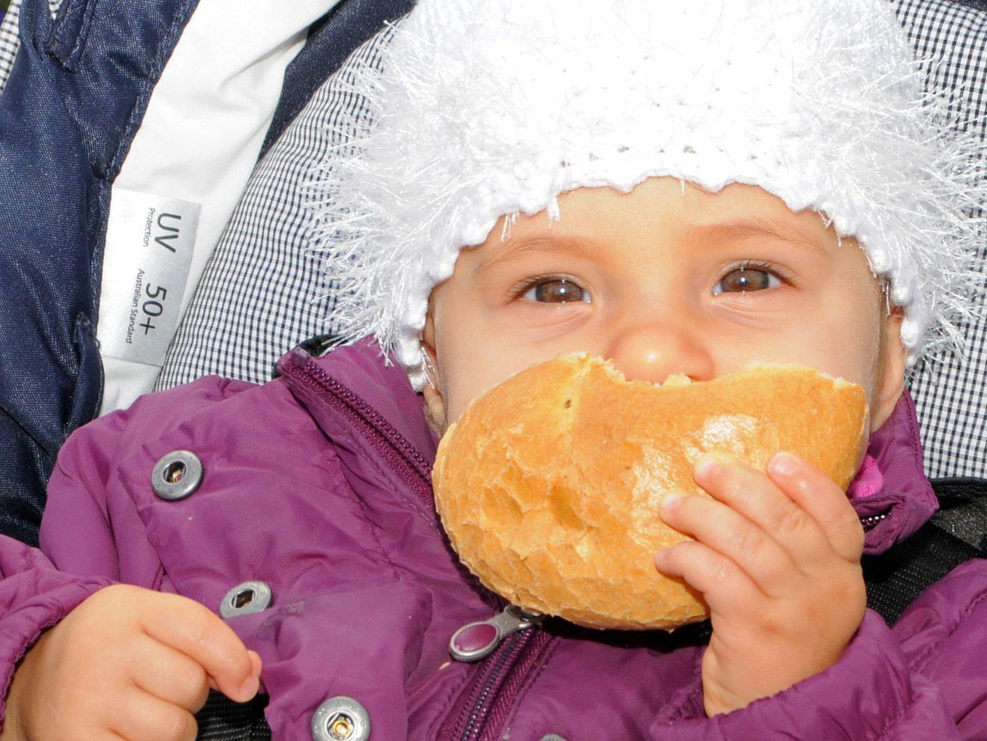Auch kleine Gäste freuen sich auf den Fußacher Markttag am 26. Oktober.