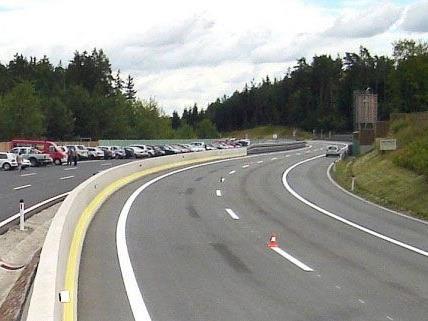 Großer Umbau am A2-Knoten Graz-Ost.
