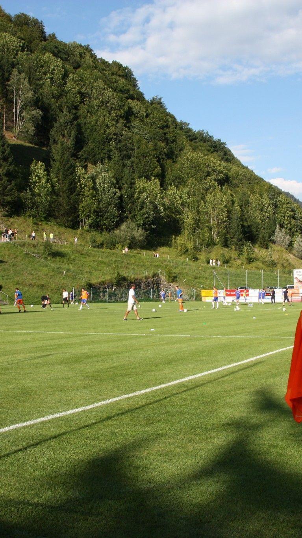 Das Bergstadion Bizau wird in den nächsten Monaten adaptiert und saniert.