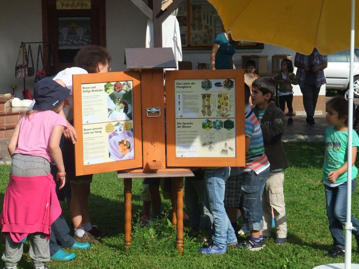 Am 23. September erfährt man alles über Bienen!