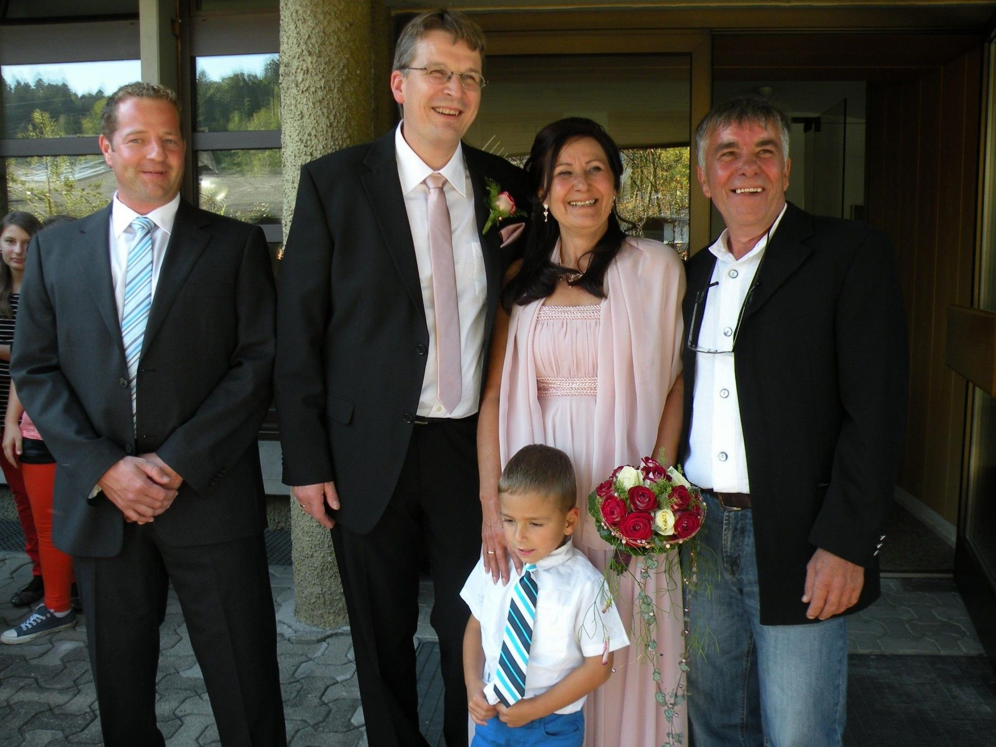 Hochzeit Von Isabella Brunelli Und Michael Huber Wolfurt Vol At