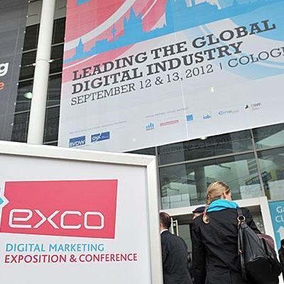 Die Branche für digitales Marketing trifft sich auf der Fachmesse dmexco in Köln.