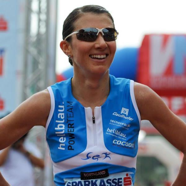 Laufwunder Sabine Reiner holte sich in der Schweiz die WM-Silberne in der Berglauf-Langdistanz.