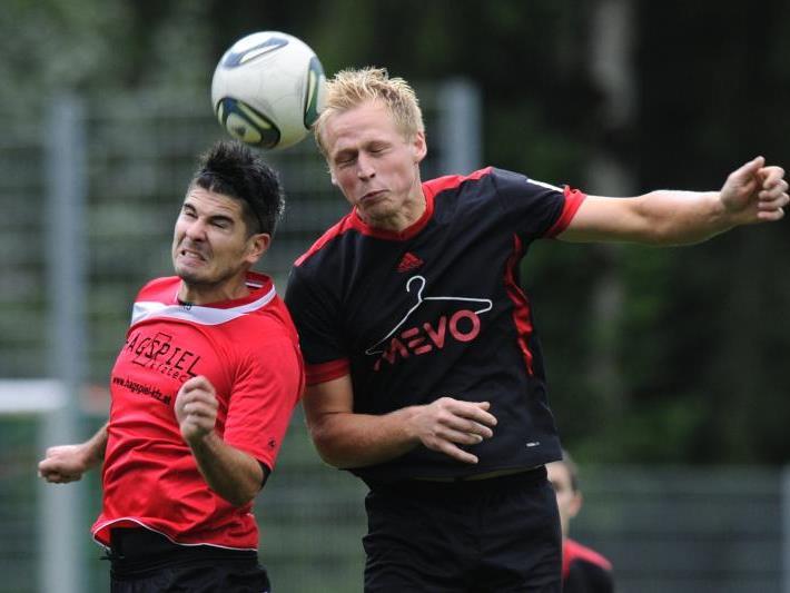 FC Hittisau verlor gegen St. Gallenkirch, keine Punkte diesmal für die Wälder.