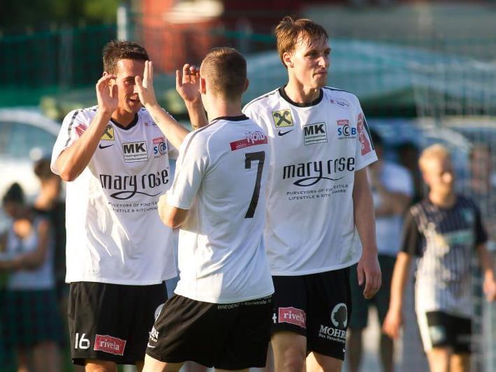 Die derzeit beste Amateurmannschaft Vorarlbergs will im Bodenseederby wieder jubeln.