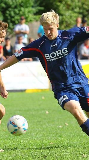 FC Nenzing braucht im Heimspiel gegen Wolfurt vier Treffer zum Heimsieg