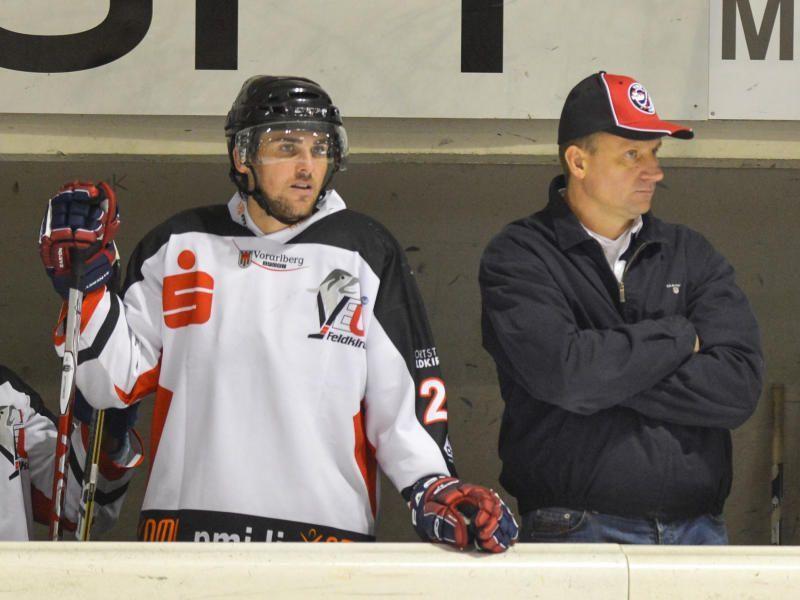 VEU Feldkirch Trainer Ivan Dornic kann mit der Vorbereitung mehr als zufrieden sein.