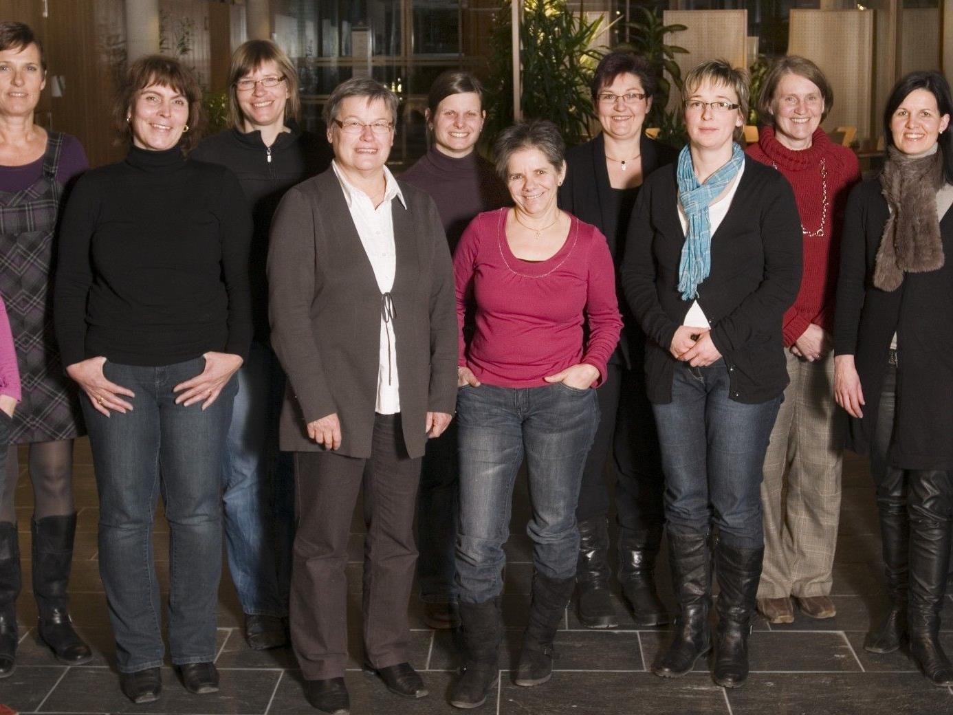 Die Bregenzerwälder Frauensprecherinnen laden zu einem brisanten Diskussionsthema ein.