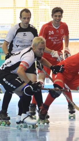 RHC Wolfurt spielt zum Saisonstart gegen Langenthal.