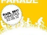 erste Vorarlberger FAHRRAD PARADE am kommenden Samstag.