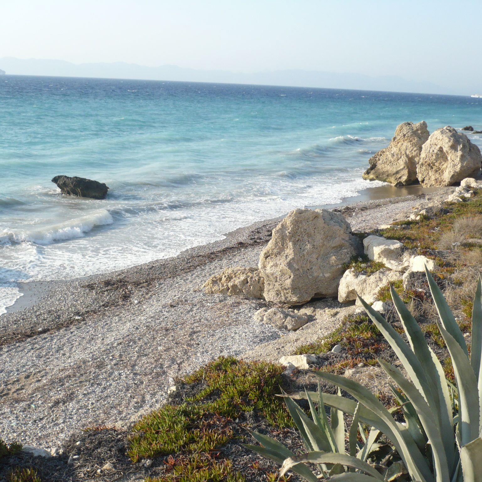Griechenland: Unbewohnte Flecken für maximal 50 Jahre zu haben.