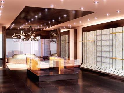 Am 23. Oktober wird der Flagshipstore von La Hong Nhut eröffnet.
