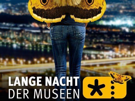 Die Lange Nacht der Museen am 6. Oktober 2012.