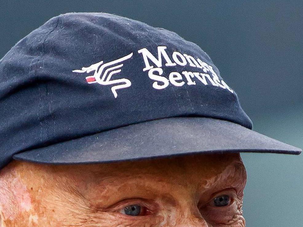 Die Money Service Group hatte auch einen Vertrag mit Niki Lauda