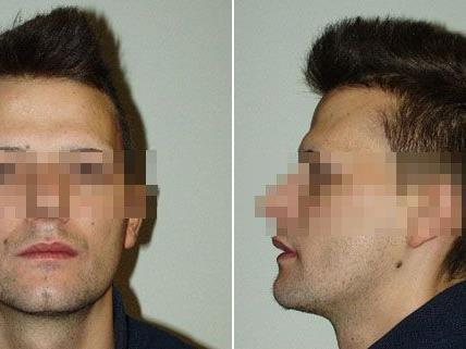 Der flüchtige Häftling wurde am Donnerstag in Wien gefasst.